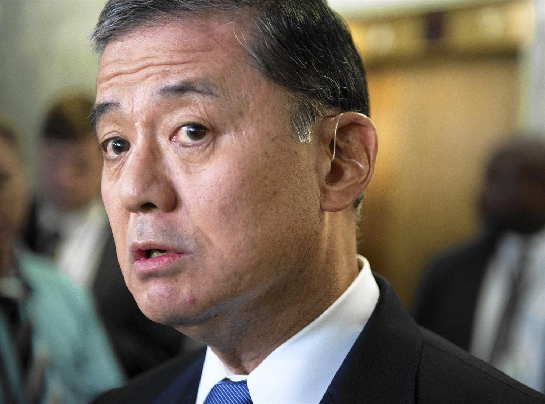 We support VA chief Shinseki