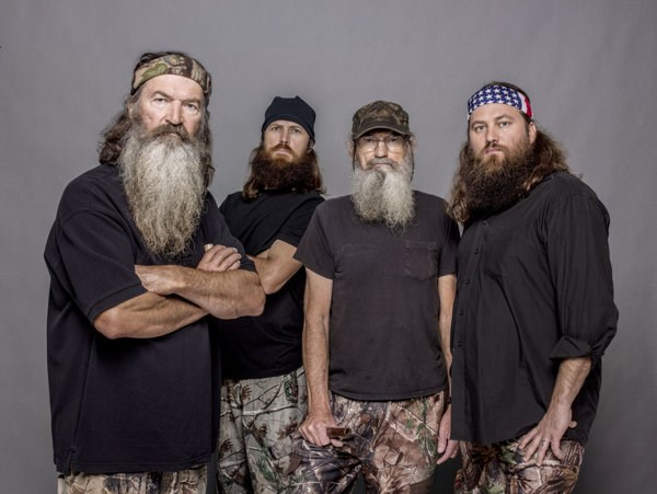 Without wasting too much time on this idiot, we give kudos to A&E for removing Phil Robertson from Duck Dynasty, even if only temporarily.