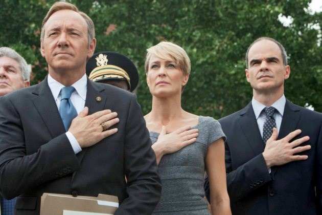 House of Cards keeps getting better. Smart, thrilling, takes no shortcuts--or prisioners! Thanks for the binge, Netflix.