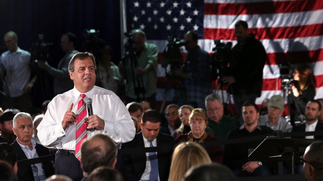 Governor Christie isn't fooling us for a second.
