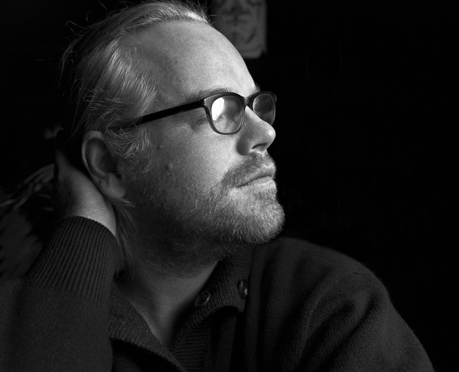 "RIP Philip Seymour Hoffman. ""I think you should be serious about what you do because this is it. This is the only life you've got."""